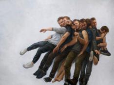 Painting by Matt Duckett