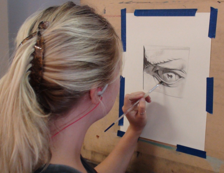 Learn Historic Classical Drawing Skills at Kline Academy