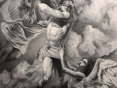Blind Faith by Roberto Jaramillo