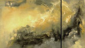 Cheryl Kline, Oil on canvas