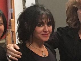 Tina with her classmates