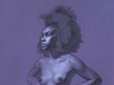 Figure Drawing by William Neukomm