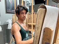 Kline Academy Instructor Roberto Jaramillo