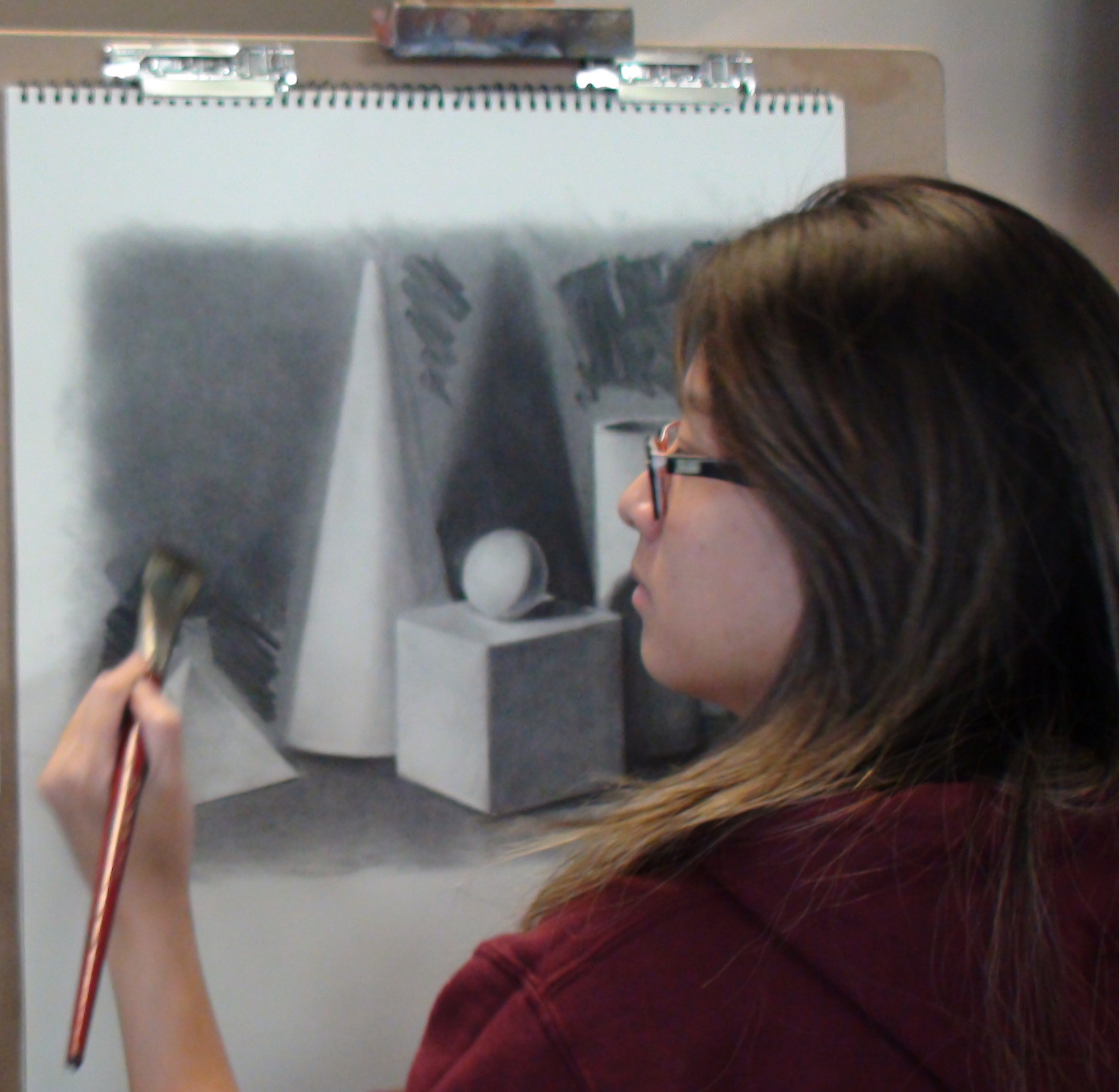 Teen Drawing & Painting Course