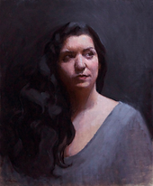 Portrait Workshop at Kline Academy