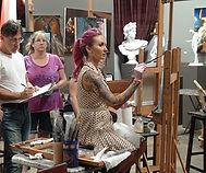 Kline Academy Instructor Natalia Fabia