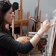 Kline Academy Visiting Instructor Juliette Aristides