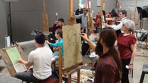 Uninstructed Figure Workshop