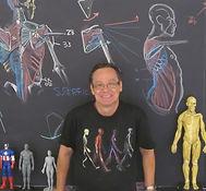 Kline Academy Visiting Instructor Rey Bustos