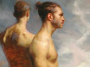 Juliette Aristides, Oil on Canvas