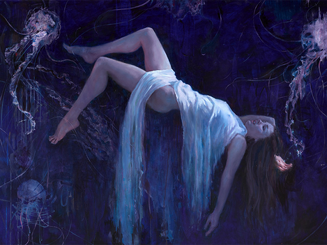 Dropping the Body by Natalia Fabia