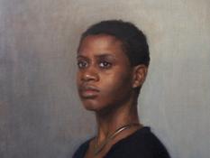 Portrait Painting by William Neukomm