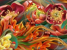 Untitled 27 (digital art) by Masha Keating