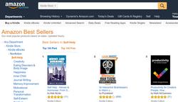 Heroes and Hormones amazon best seller