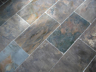 Slate Cleaning Restoration & Sealing