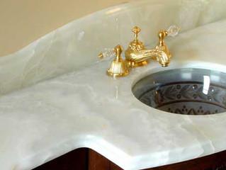 Onyx Polishing, Sealing, Stain Removal, & Maintenance