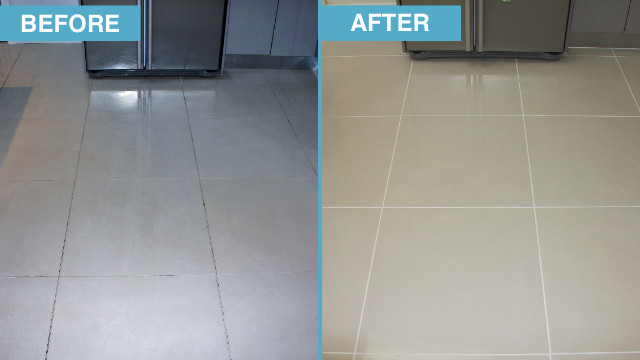 re-grouting services