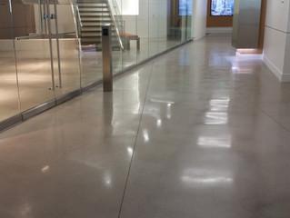 Concrete Cleaning, Polishing, & Repair