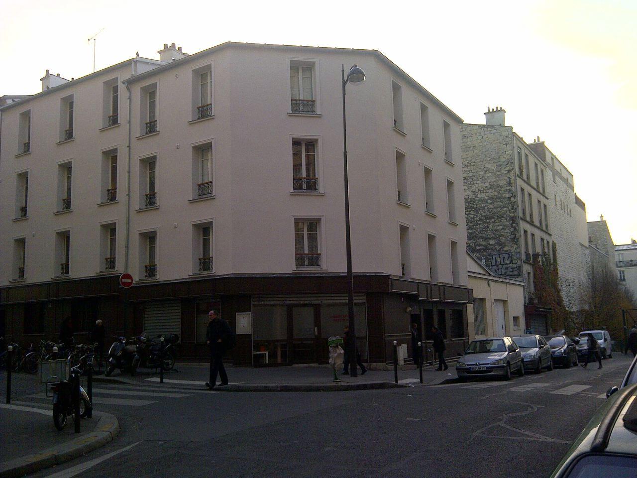 Résidence sociale Mont-Louis (11ème)