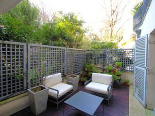 VENDU - Bel appartement avec terrasse à vendre proche Panthéon
