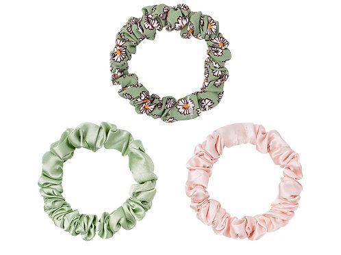 Scrunchies set groen saona aalst