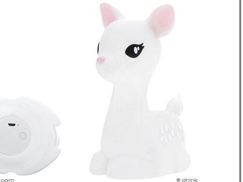 Nachtlampje oplaadbaar - Bambi