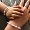 Armband moeder en kind set - Jana | Gepersonaliseerde Armbanden | Saona Aalst