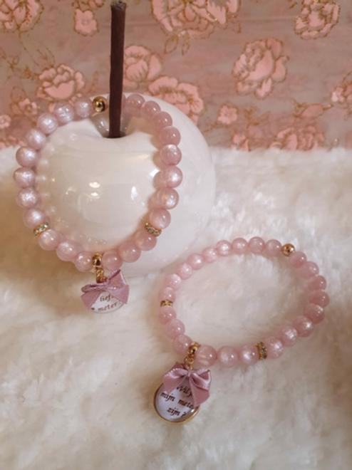 Armband deluxe polaris - Florence | Gepersonaliseerde armbanden | Saona Aalst