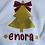 Thumbnail: Kersttrui met glitterboom en naam