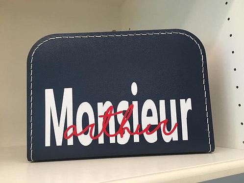 Koffertje Monsieur