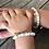 Armband moeder en kind set - Luna | Gepersonaliseerde Armbanden | Saona Aalst