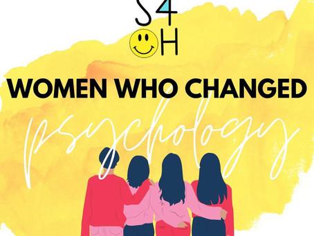 Women in Psychology