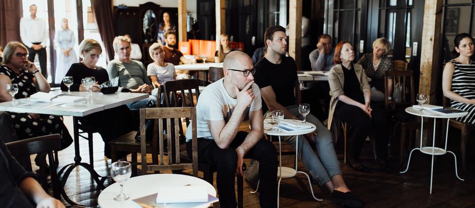 Swisspearl seminārs Kalnciema kvartālā