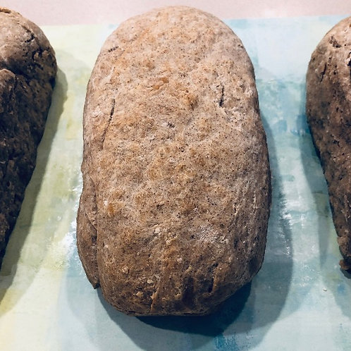 Grovbrødmed Sirup - Dark Rye with Dark Syrup Bread