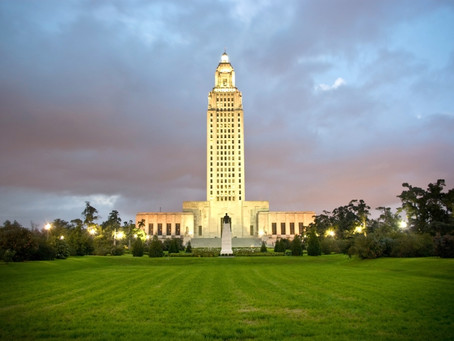 Louisiana's per capita debt dips for first time in a decade