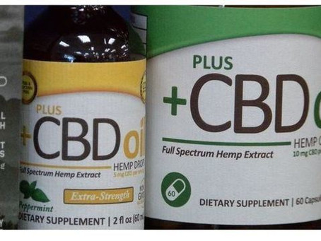 Louisiana businesses getting permits to sell CBD products