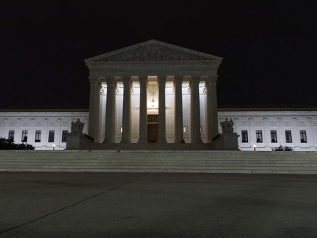 Supreme Court Says Trump Can Bar Asylum Seekers While Legal Fight Continues