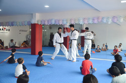 Kickmatics Taekwondo Open House Anti Bul