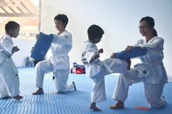 Kickmatics Taekwondo Family Class 1.jpg