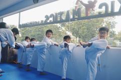 Singapore Taekwondo School Kids Kickmati