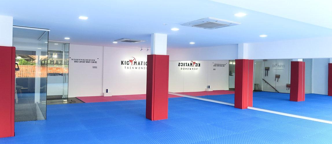 Kickmatics Taekwondo Dojang
