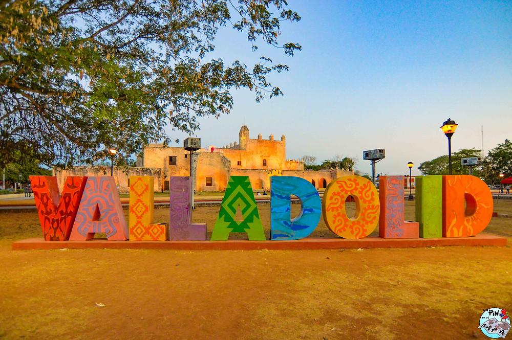 Letras de Valladolid | Un Pin en el Mapa