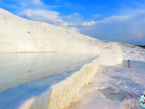 Pamukkale mejor guía: lugares imprescindibles que ver 1 día