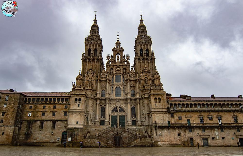 Plaza del Obradoiro en Santiago de Compostela | Un Pin en el Mapa