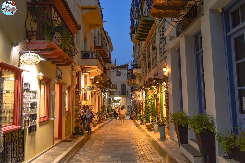 Nauplia, Grecia | Un Pin en el Mapa