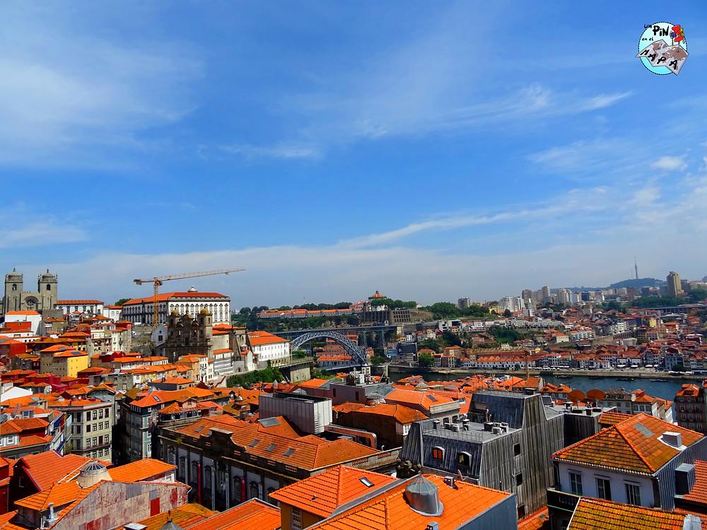 Mirador de la Victoria Oporto | Un Pin en el Mapa