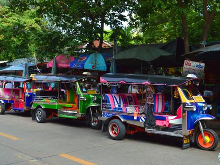 ¿Cómo moverse por Bangkok?