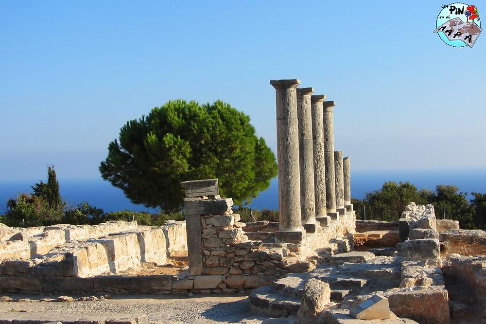 Apollo Hylates's Temple | Un Pin en el Mapa