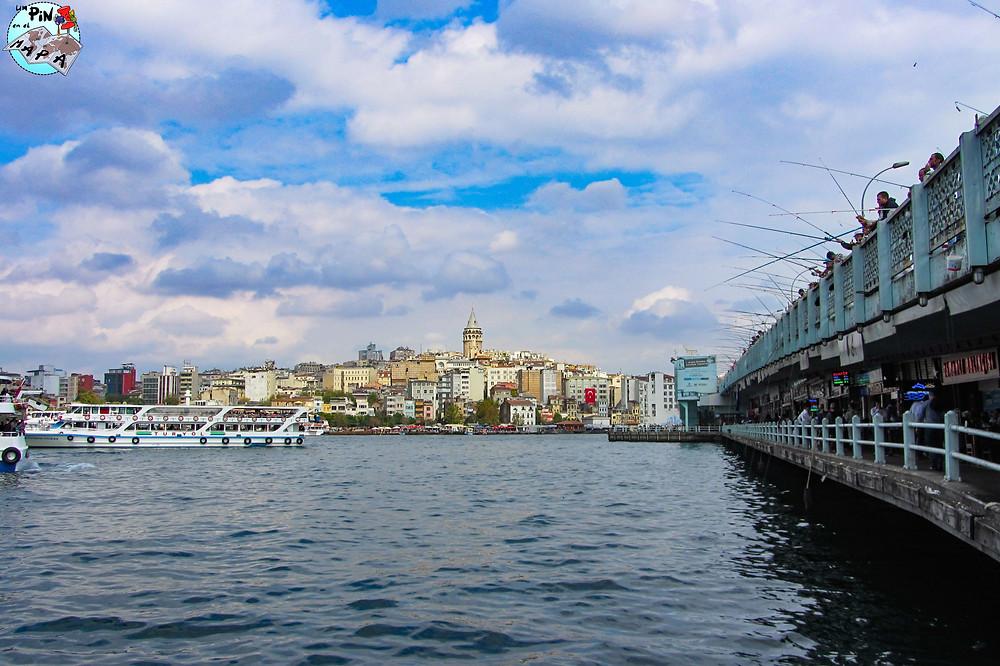 Puente de Galata, Estambul | Un Pin en el Mapa