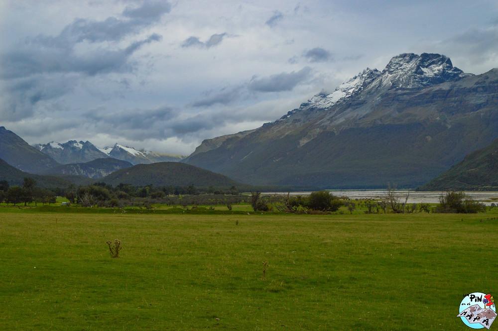 Isengard, Nueva Zelanda | Un Pin en el Mapa
